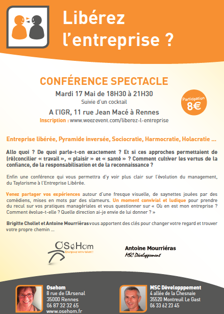Conférence spectacle